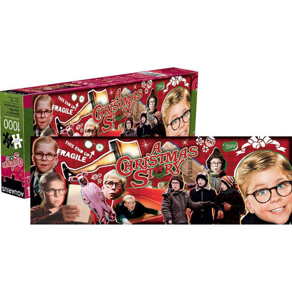 A Christmas Story 1,000-Piece Puzzle