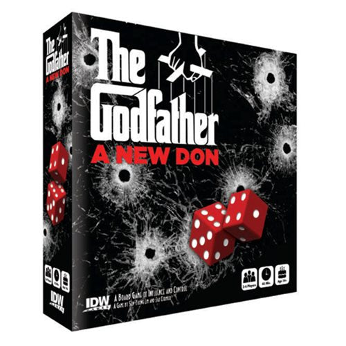 Godfather: A New Don Game