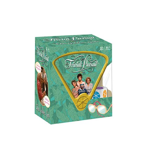 Golden Girls Trivial Pursuit