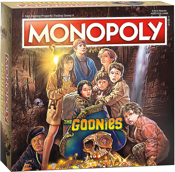 Monopoly The Goonies
