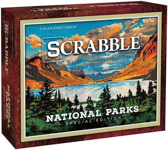 Scrabble: National Parks