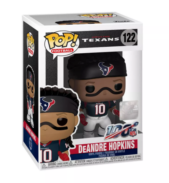 Funko Pop! NFL Houston Texans DeAndre Hopkins
