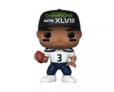 Funko Pop! NFL Seattle Seahawks Russel Wilson