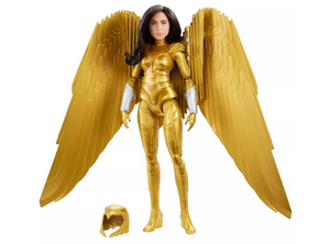 Wonder Woman 84 Golden Armor Doll