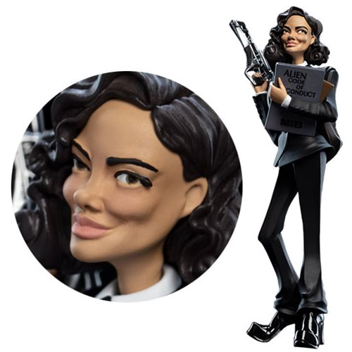 Men in Black: International Agent M Mini Epics Vinyl Figure