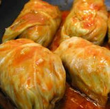 Rice Pearl Cabbage Rolls