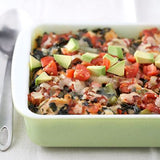 Low Carb Mexican Taco Casserole