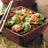 Asian Shirataki Chicken Salad