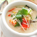 7 Carb Crockpot Thai Coconut Soup