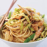 Ginger Sesame Noodles & Chicken