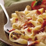Bacon Lovers Chicken Noodle Casserole