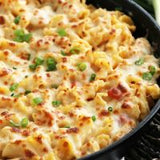 Tex-Mex Chicken Pasta Skillet with Skinny Dip Noodles