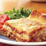 Low Carb Triple Cheese Meatless Lasagna