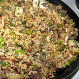 Low Carb Rice Sage Stuffing