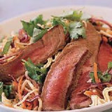 Healthy Thai Steak Salad
