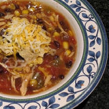 6 Can Chicken Tortilla Soup