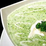 Creamy Broccoli Garlic Soup