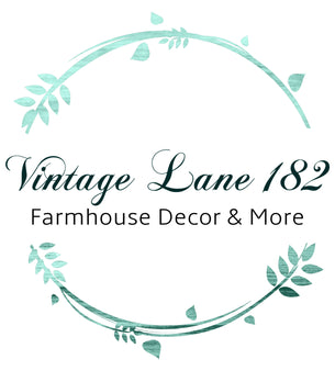 Vintage Lane 182 Farmhouse Decor & More