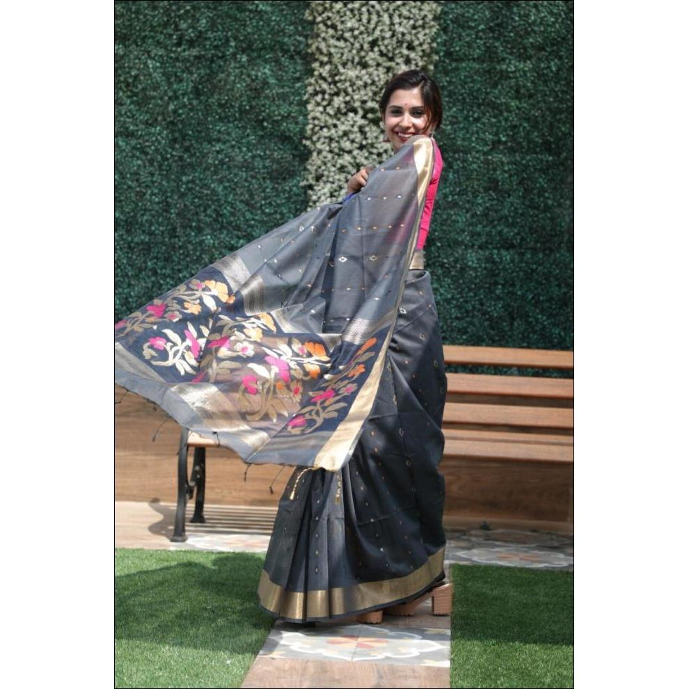 c9d664485381c0 Party saree