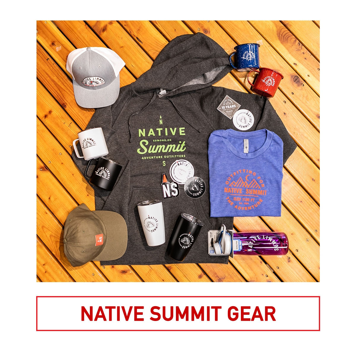 Native Summit Gear