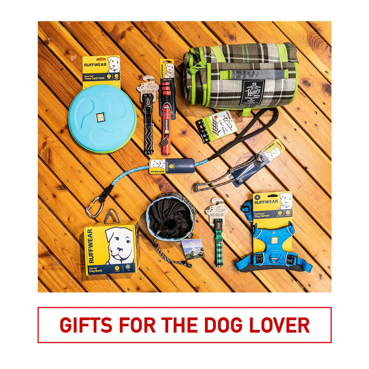 Gifts for the Dog Lover