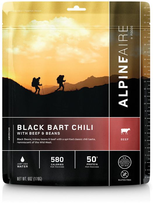 Black Bart Chili