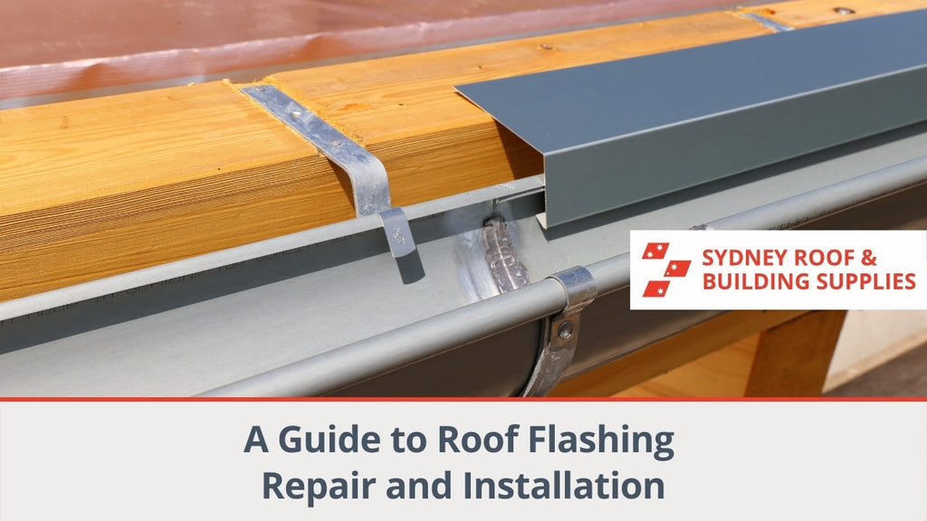 A Guide to Roof Flashing Repair and Installation