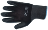 Black Nitrile Gloves - Large