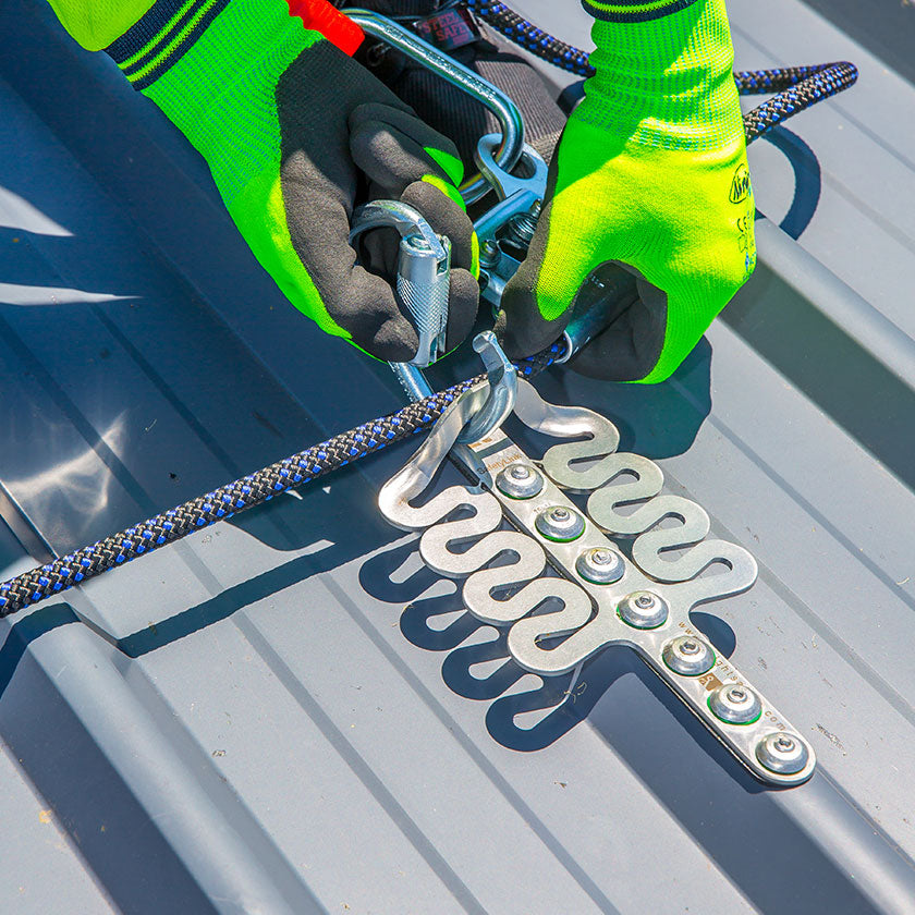 FROGLINK - SAFETYLINK SURFACE MOUNTED ROOF ANCHOR