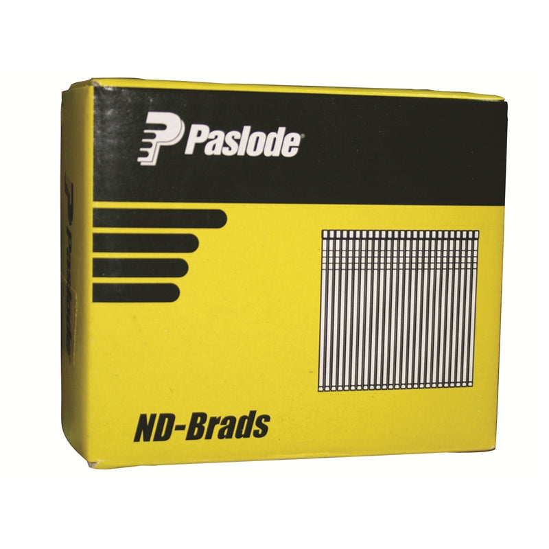 Paslode 50 x 2mm Galvanised ND50 Pneumatic Brad - 2000 Pack