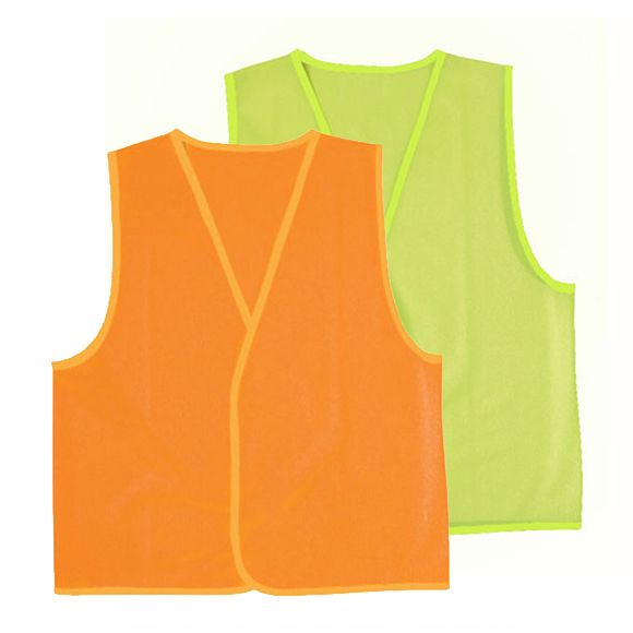 Hi-Vis Safety Vest - Day