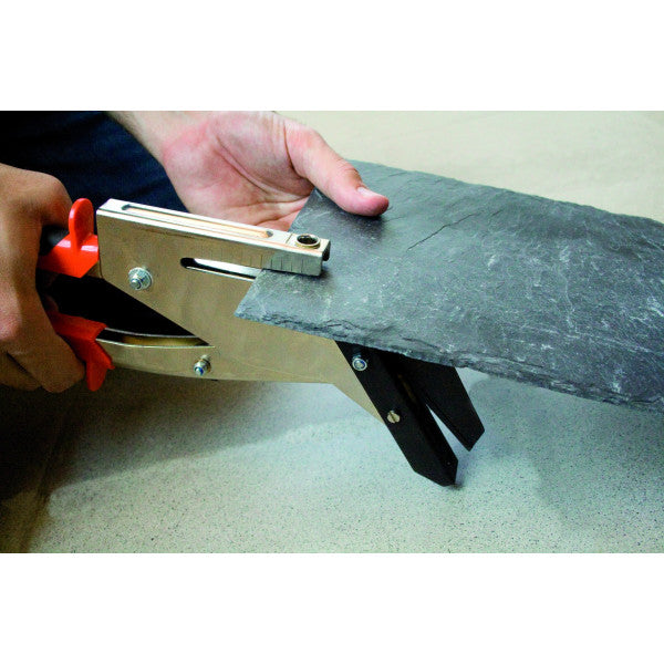 MAT 2 - Pliers to cut and punch the slate, blade 55 mm