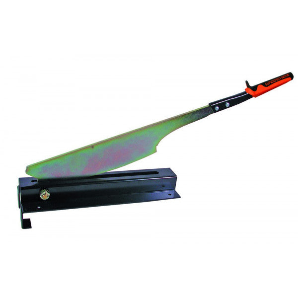 PRO MAT-COUP 210 - Natural / artificial slate cutter up to 7 mm (0.275'') thickness