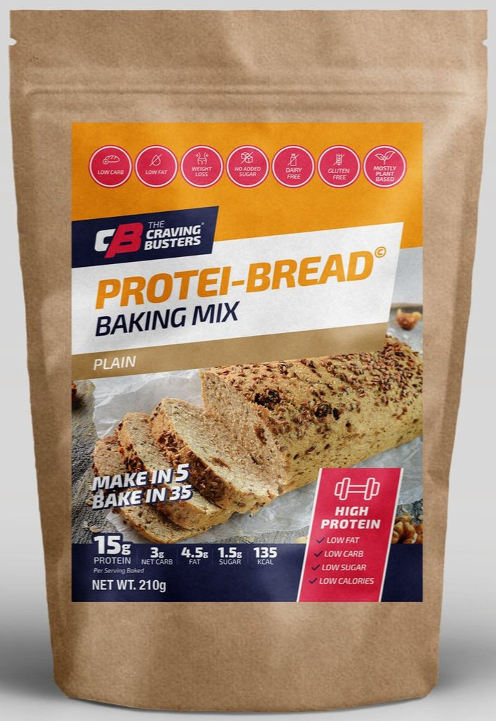 PROTEI-BREAD PLAIN BAKING MIX