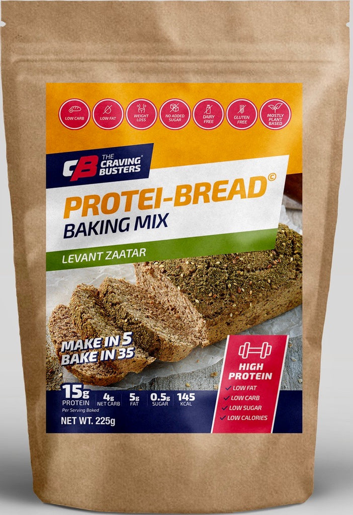 PROTEI-BREAD LEVANT ZAATAR BAKING MIX