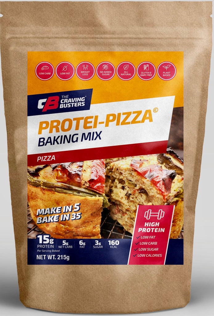 PROTEI-PIZZA BAKING MIX
