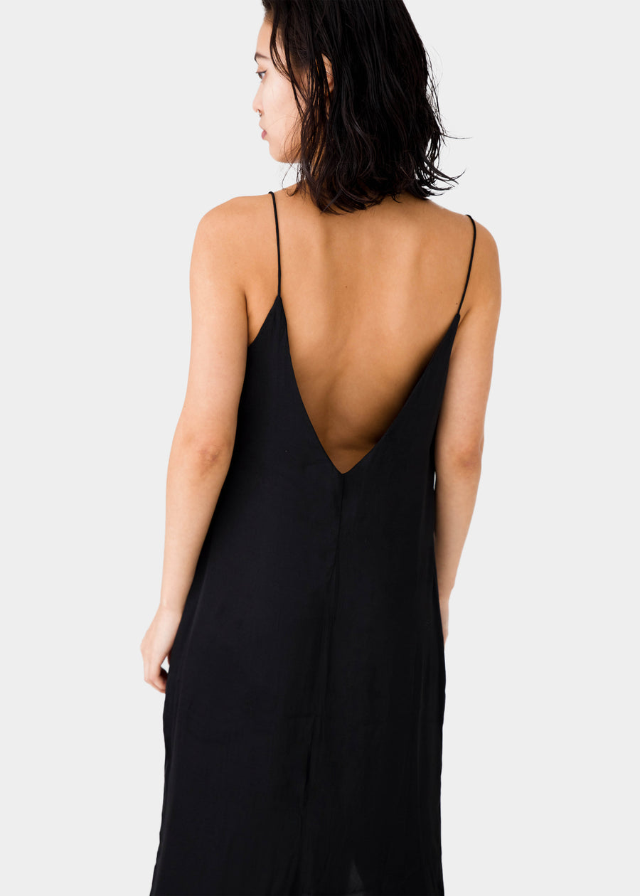 LUA SLIP DRESS