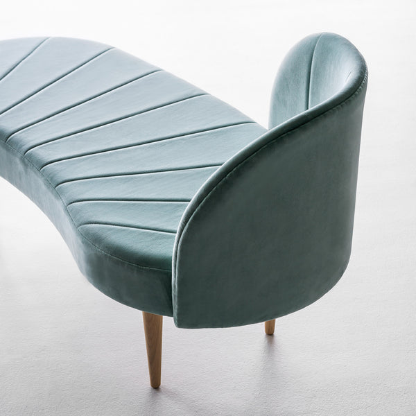 Dawn Chaise Longue (Mint)