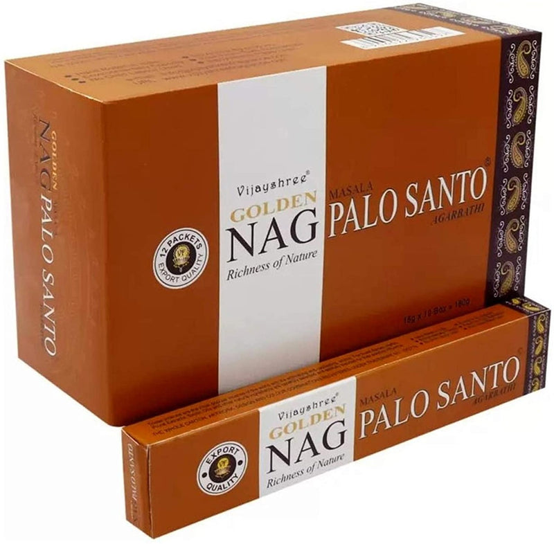 Incienso Natural Nag Palo Santo - Vijayshree