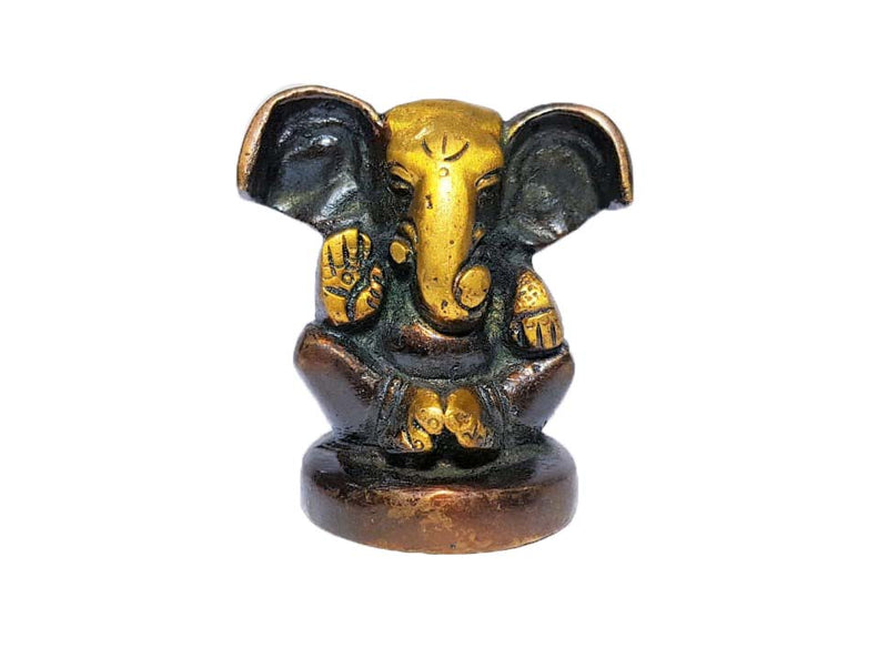 Figura Bronze - Ganesh Eternal