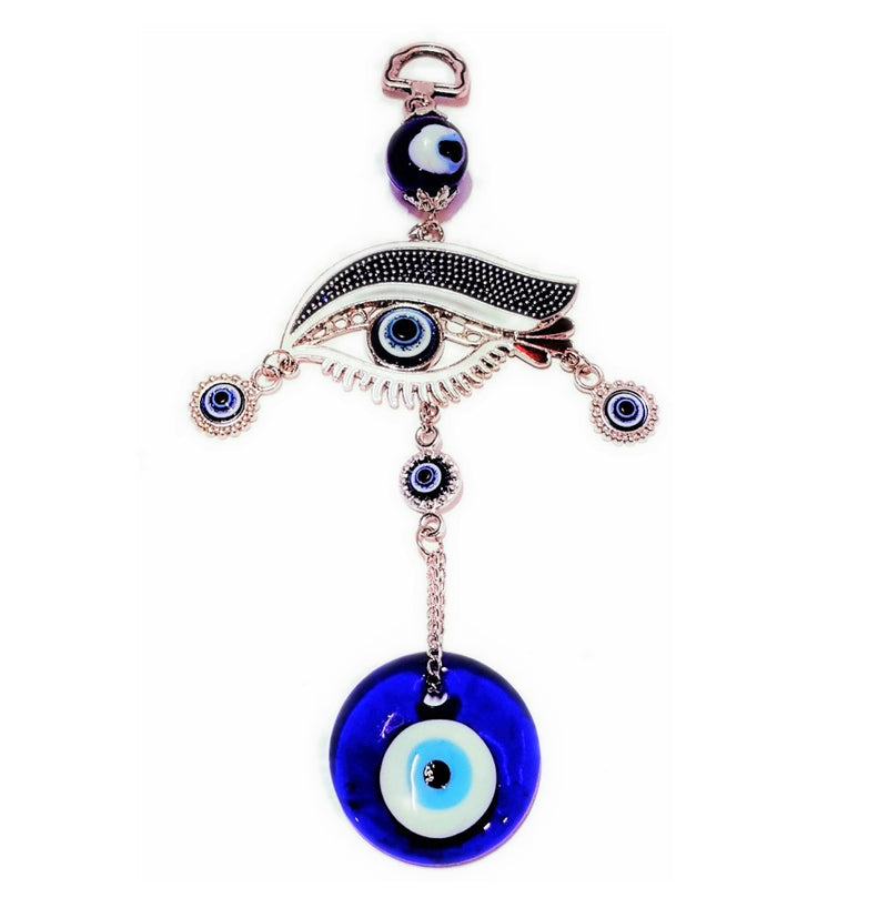 Colgante Ojo Turco Triple Eye