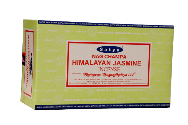 Incienso Natural Himalaya Jasmine - Satya