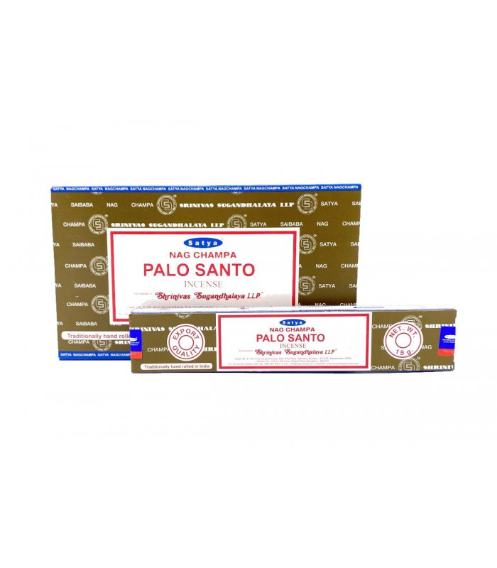 Incienso Natural Palo Santo - Satya