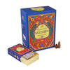 Incienso Cascada Golden Indian Nag Champa 10 Conos - Sree Vani