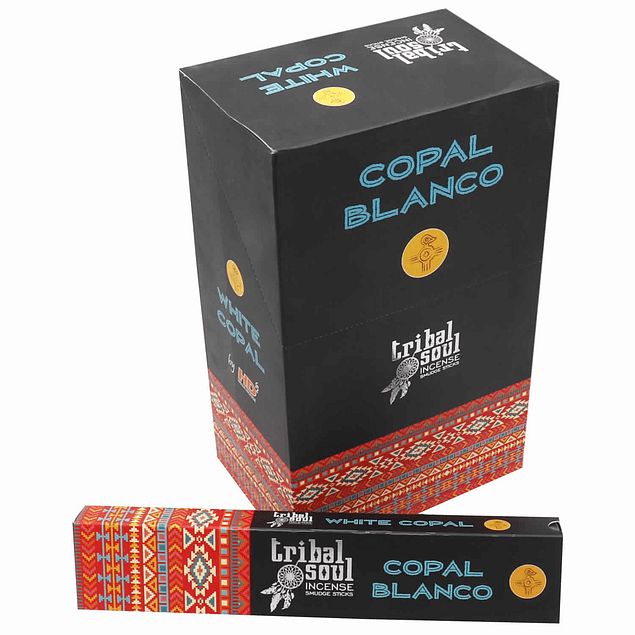 Incienso Natural Copal Blanco - Tribal Soul