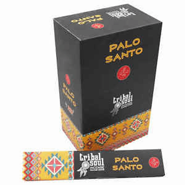 Incienso Natural Palo Santo - Tribal Soul