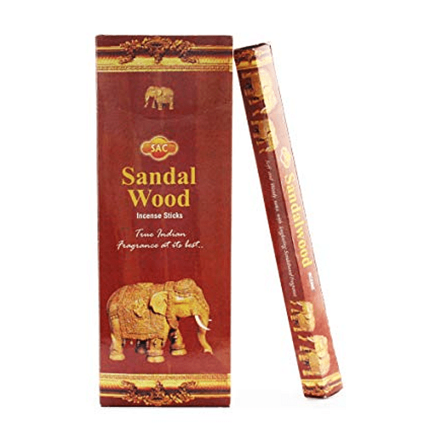 Incienso Sandalwood Jardín SAC