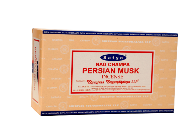 Incienso Natural Persian Musk - Satya