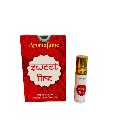 Roll On  Sweet Fire - Aromafume