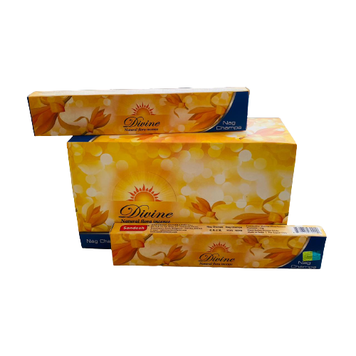 Incienso Natural Nag Champa - Sandesh